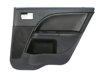 Photo #1 of 2000 Mercedes-Benz MERCEDES E-CLASS Interior Trim Panel Rear Door